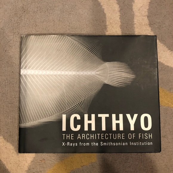 Accents Ichthyo The Architecture Of Fish Coffee Table Book